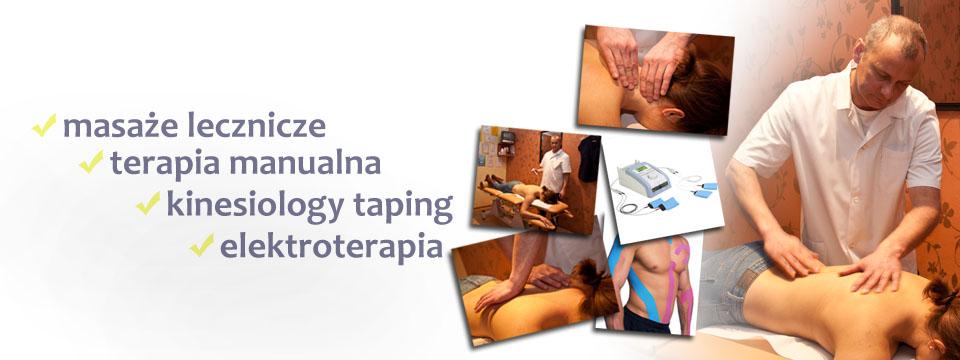 Dariusz Fil - fizjoterapeuta, specjalizujący się w masażu leczniczym i terapii manualnej, praktykujący w zawodzie od 1990 roku.
