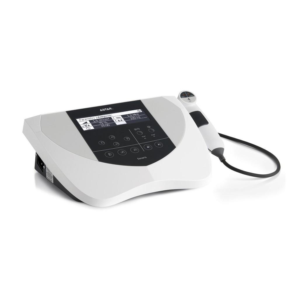 Aparat do terapii ultradźwiękowej Sonaris firmy Astar